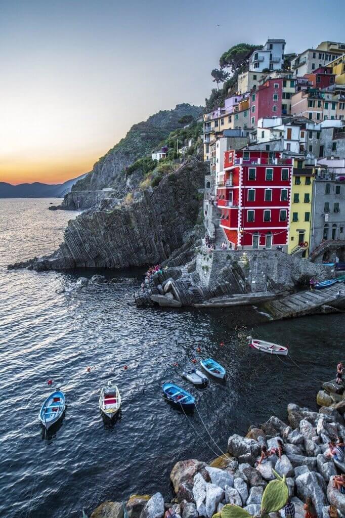 five-earth-italie