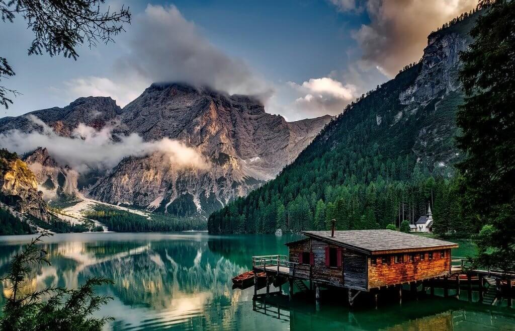 montagne italie
